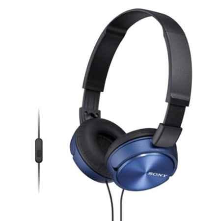Купить Sony MDR-ZX310AP Blue