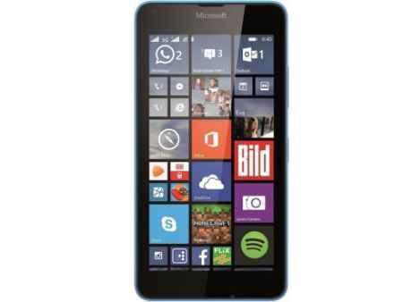 Купить Смартфон Microsoft Lumia 640 LTE голубой