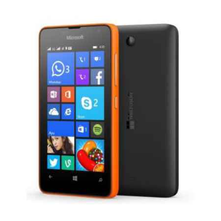Купить Смартфон Microsoft Lumia 430 Dual Sim черный