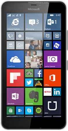 Купить Microsoft Lumia 640 LTE White
