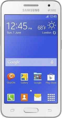 Купить Samsung Galaxy Core 2 dual sim White
