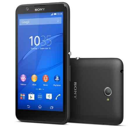 Купить Sony E2105 Xperia E4 Black