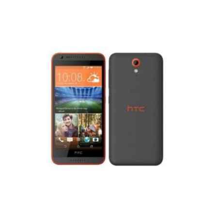 Купить Смартфон HTC Desire 620G Dual Orange/Grey серо-оранжевый