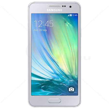 Купить Samsung Galaxy A3 SM-A300F Silver