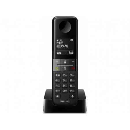 Купить Philips D4501B/51 Black