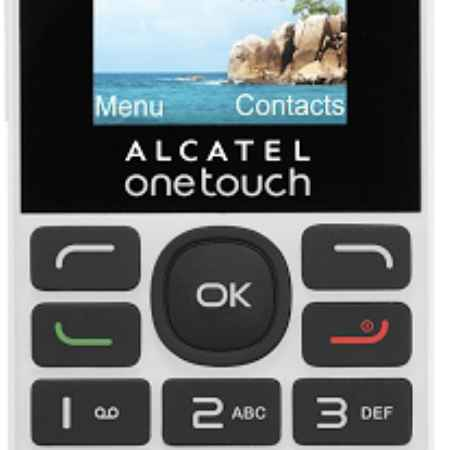 Купить Alcatel One Touch 1013D White