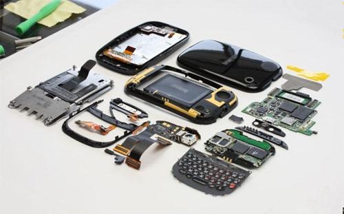 Как починить мобильный телефон