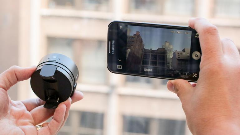 Как сделать объектив для смартфона