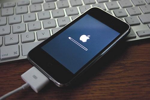 Как обновить ipod