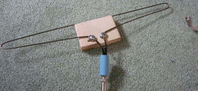 Как сделать ТВ антенну, своими руками?