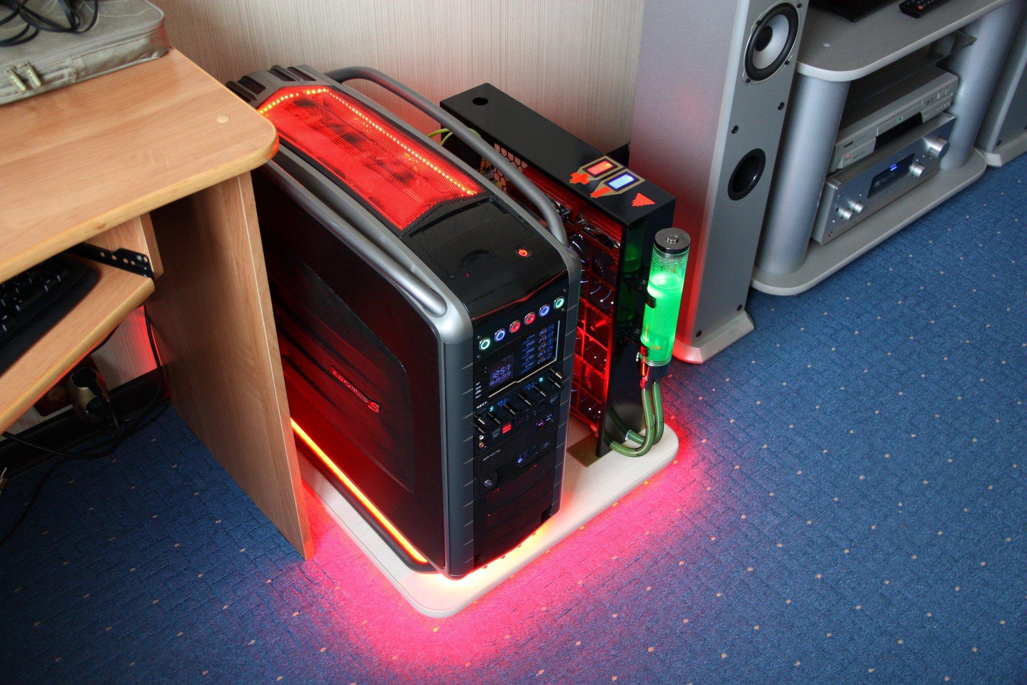 Как собрать хороший игровой компьютер