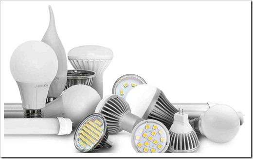 Плюсы использования светодиодной лампы