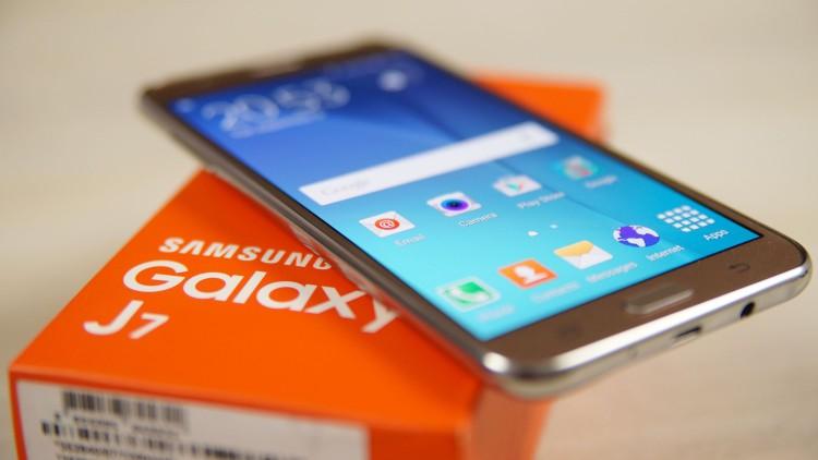 Технические характеристики  Samsung J7