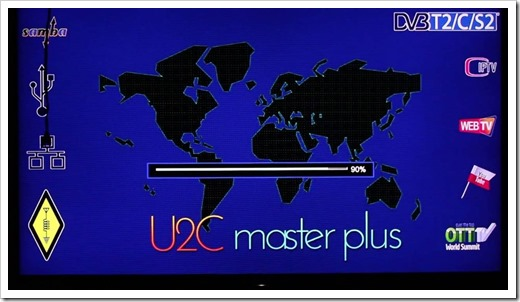 Интерфейс  U2C Master Plus
