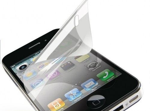 защитная пленка на экране телефона