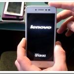 Ввод смартфона в специальный режим