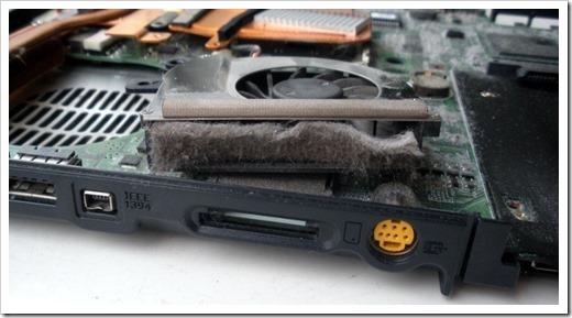 Качественная чистка ноутбука