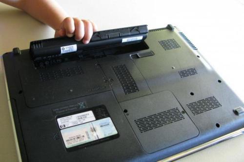 Как заменить аккумулятор в ноутбуке