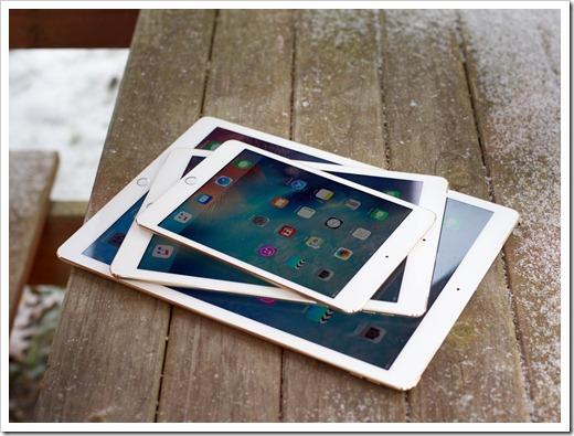 iPad Pro – топовый планшет на сегодня