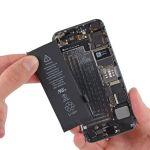 Как заменить аккумулятор на айфон 5