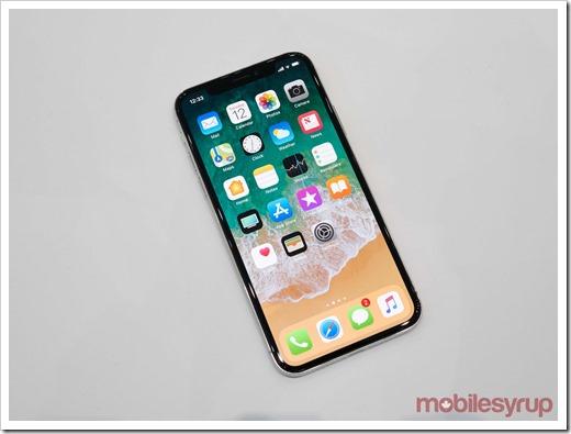Всё, что будет в iPhone X, уже есть на android
