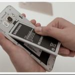 аккумулятор на мобильном телефоне