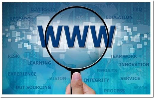 Покупка доменного имени для сайта