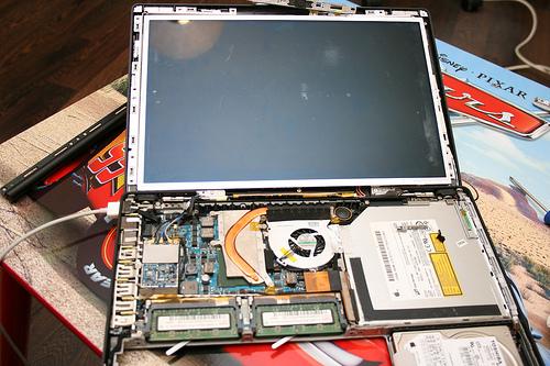 Что такое матрица в ноутбуке