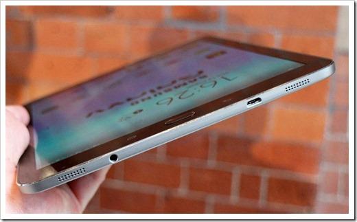 Технические аспекты планшета