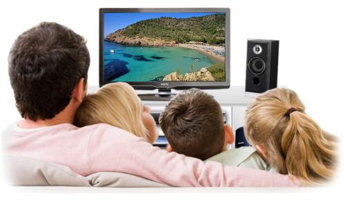 Как подключить кабельное телевидение