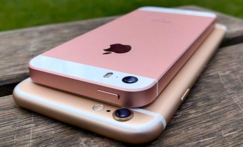 Чем Iphone SE отличается от Iphone 6