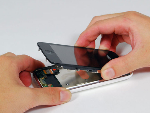 На что клеить тачскрин смартфона