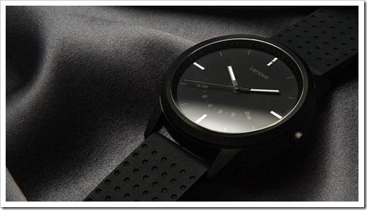 Часы, к производству которых Lenovo имеет весьма опосредованное отношение