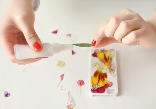 Как украсить чехол для телефона своими руками