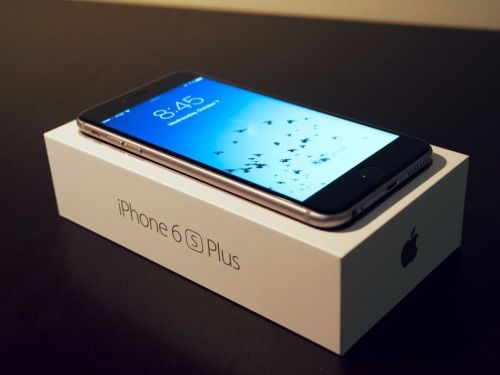 Iphone 6s plus^ характеристики