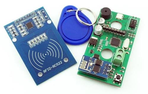 Что относится к радиочастотным компонентам (RF/IF и RFID)