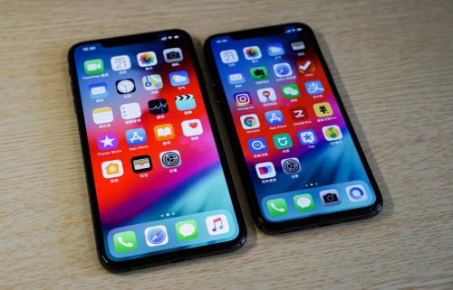 Чем отличается Iphone X от XS