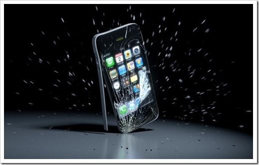 Поломка iPhone