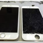 Особенности замены стекла iPhone 6s