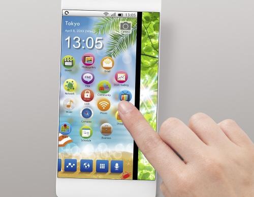 Виды дисплеев на смартфонах