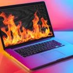 Сильно греется ноутбук: что делать