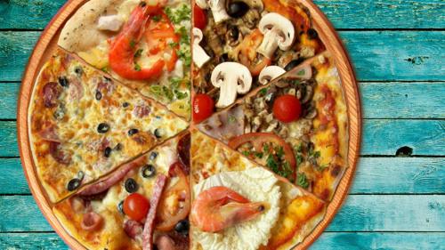 Какие бывают начинки для пиццы