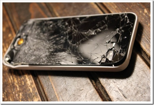 Ремонт стекла смартфона