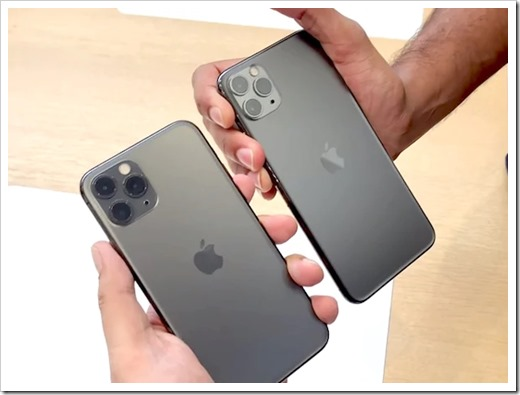 Технические особенности iPhone 11 Pro