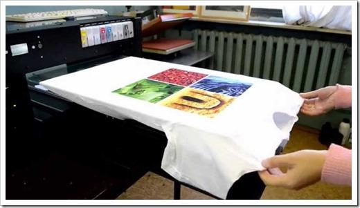 Качественная печать на одежде