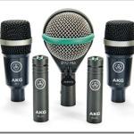 Существующие типы микрофонов