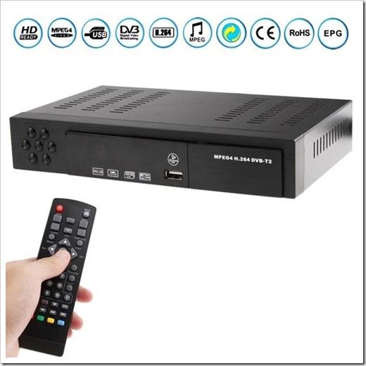 Технические особенности тюнера DVB-T2