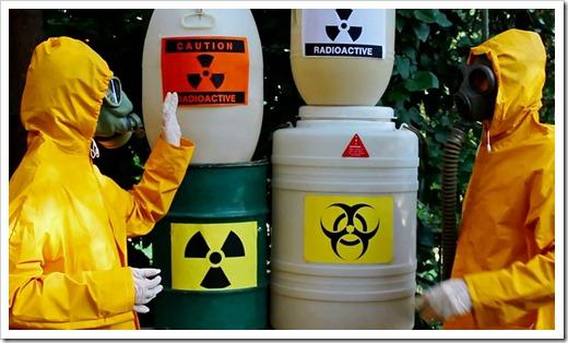 Примеры опасных отходов